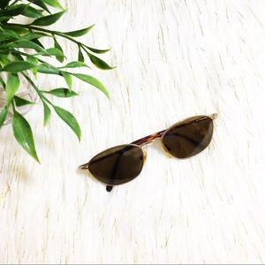 J. Crew • Vintage Style Tortoise Sunglasses